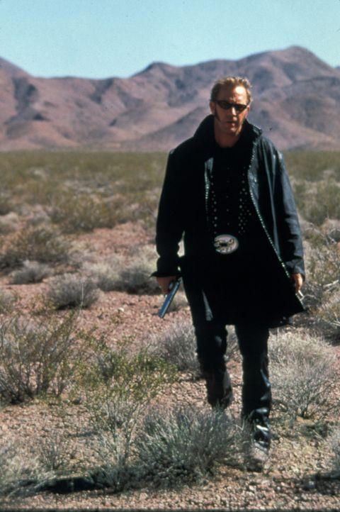 Bei der Umsetzung seines Lebensplans kennt Murphy (Kevin Costner) weder Freund noch Feind, sondern nur tot oder noch lebendig ... - Bildquelle: Francise Pictures