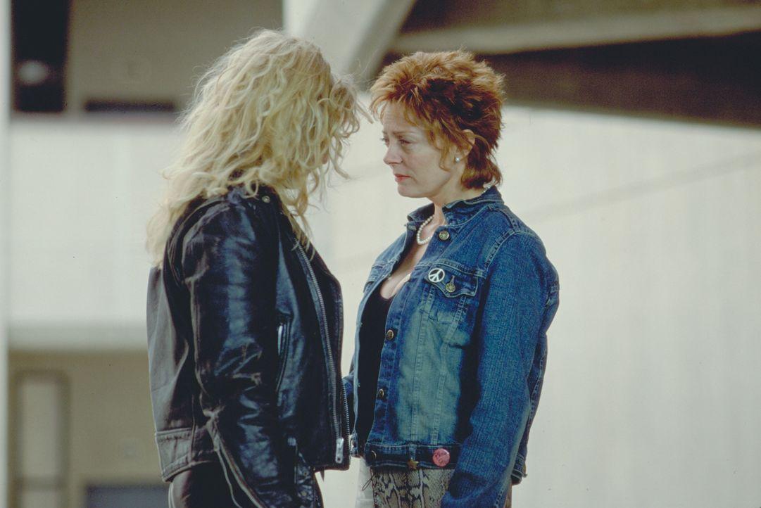 In den 1960er und 70er Jahren ließen Suzette (Goldie Hawn, l.) und Lavinia (Susan Sarandon, r.) nichts anbrennen. Als Groupies tourten sie den Top-S... - Bildquelle: 2002 Twentieth Century Fox Film Corporation. All rights reserved.