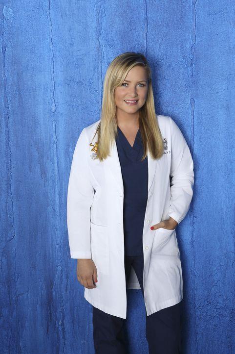 (9. Staffel) - Auf die engagierte Ärztin Dr. Robbins (Jessica Capshaw) warten neue Herausforderungen ... - Bildquelle: ABC Studios