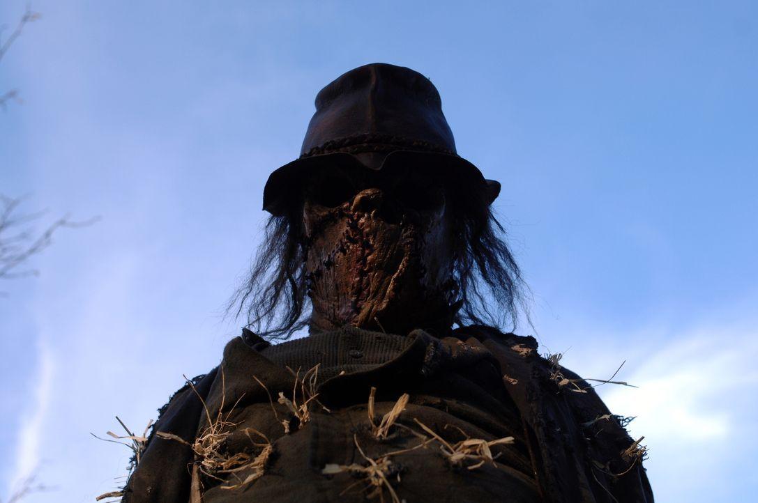 Tötet unschuldige Menschen: die Vogelscheuche (Mike Carpenter) ... - Bildquelle: Warner Bros. Television