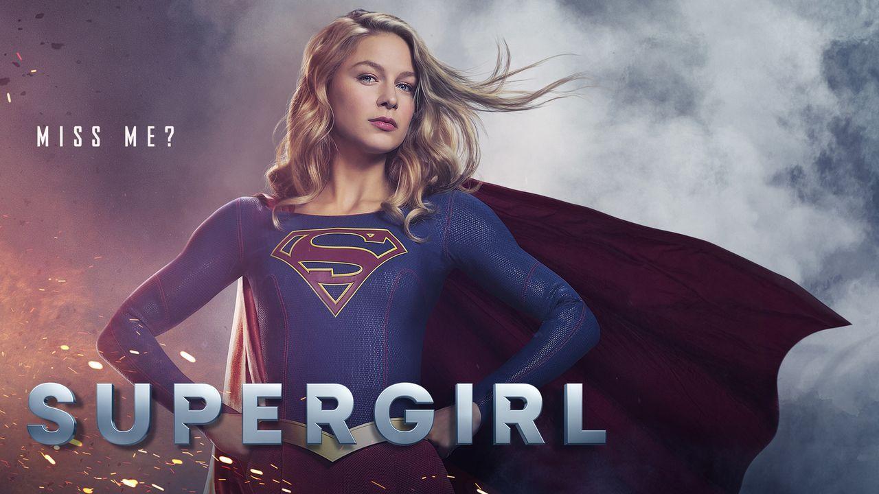 Supergirl - Supergirl - die 3. Staffel - sixx