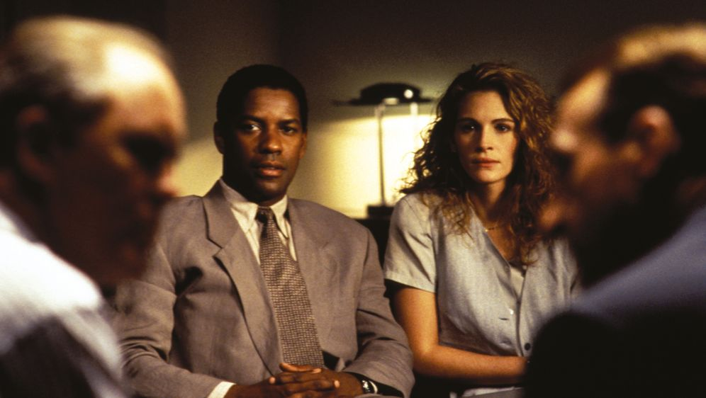 Die Akte - Bildquelle: 1993 Warner Brothers