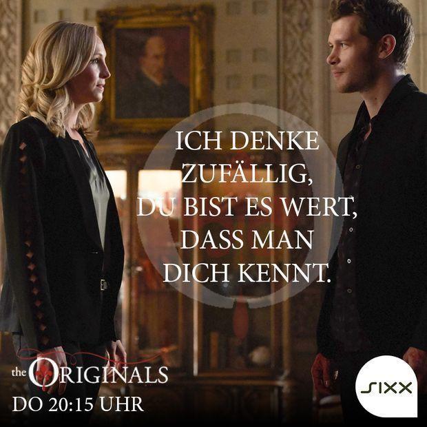 Klaus und Caroline