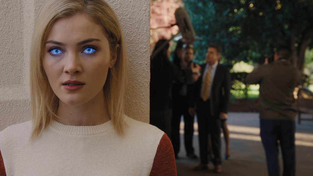 Esme Frost (Skyler Samuels) - Bildquelle: Annette Brown 2019 Fox and its related entities.  All rights reserved.  MARVEL TM &   2017 MARVEL