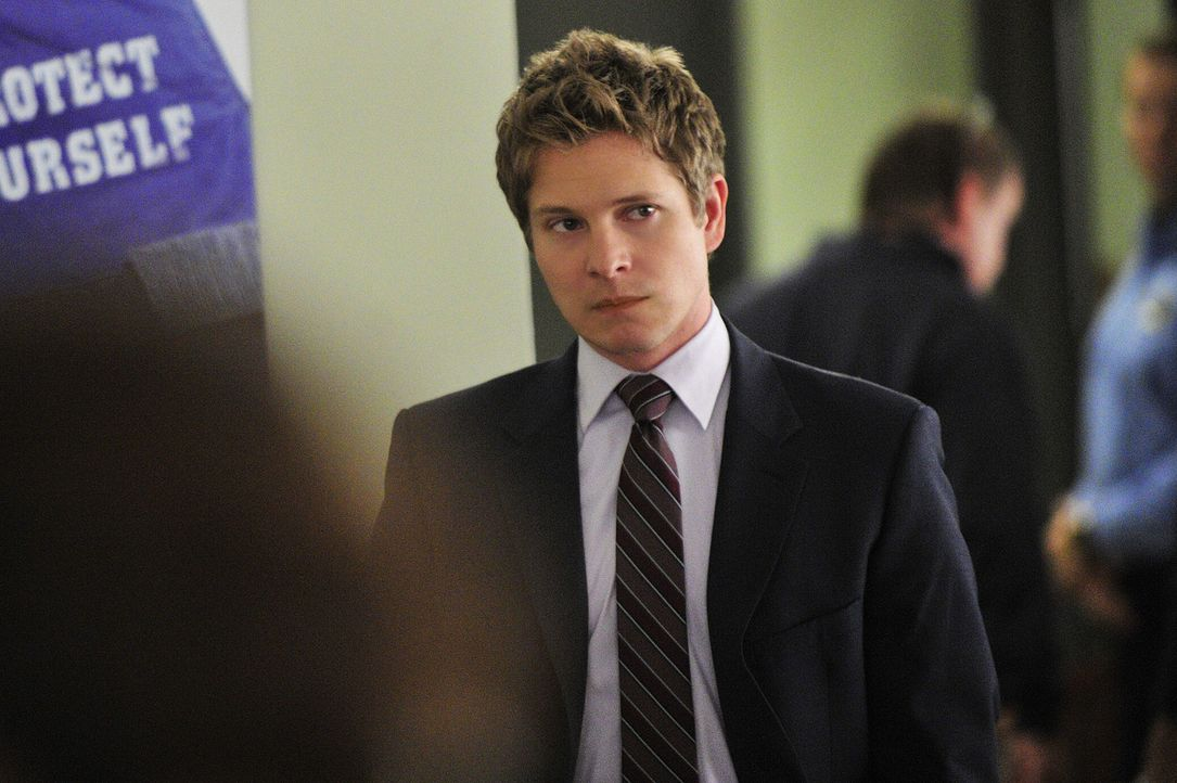 Wird sein Plan aufgehen? Cary (Matt Czuchry) - Bildquelle: 2010 CBS Broadcasting Inc. All Rights Reserved.