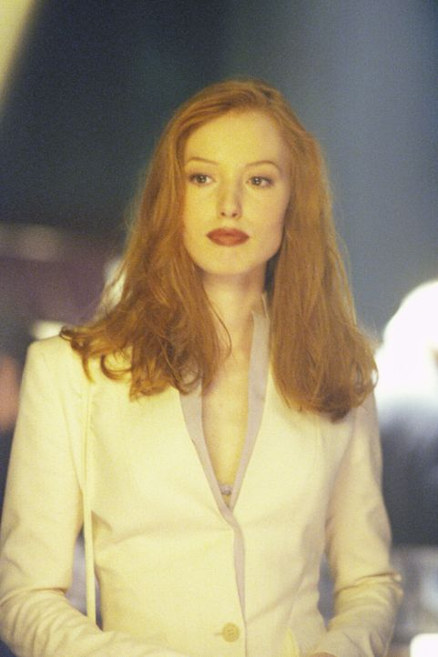 Die skrupellose Anwältin Hope (Alicia Witt) bringt die Kanzlei Fish & Cage in einige Schwierigkeiten ... - Bildquelle: 2000 Twentieth Century Fox Film Corporation. All rights reserved.
