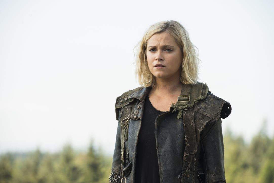 Clarke Griffin (Eliza Taylor) - Bildquelle: Diyah Pera 2019 The CW Network, LLC. All Rights Reserved. / Diyah Pera