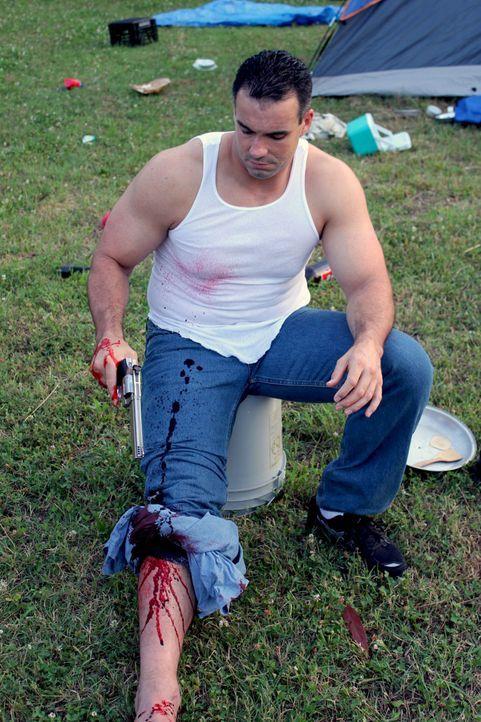Als Mike Murdaugh mit einer Verletzung ins Krankenhaus muss, kommt die Polizei ihm plötzlich sehr nahe ... - Bildquelle: M2 Pictures