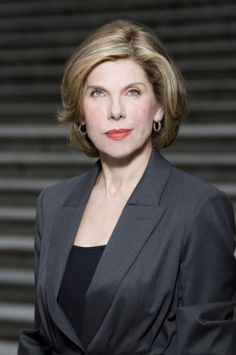 (1. Staffel) - Diane Lockhart (Christine Baranski) ist die beste Prozessanwältin der Chicagoer Anwaltsfirma ... - Bildquelle: CBS Studios Inc. All Rights Reserved.