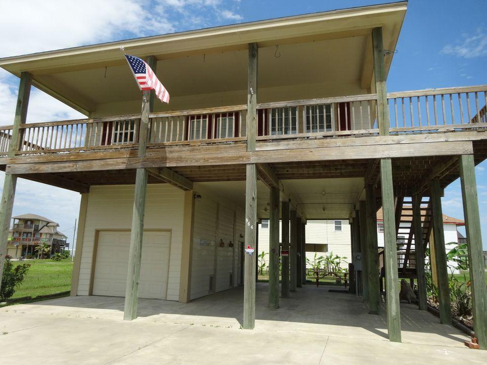 Ein Stelzenhaus an der Golfküste - Bildquelle: 2014, HGTV/Scripps Networks, LLC. All Rights Reserved.