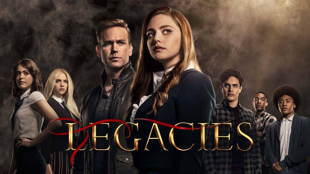 (2. Staffel) - Legacies - Artwork - Bildquelle: 2020 Warner Bros Entertainment Inc. All rights reserved.
