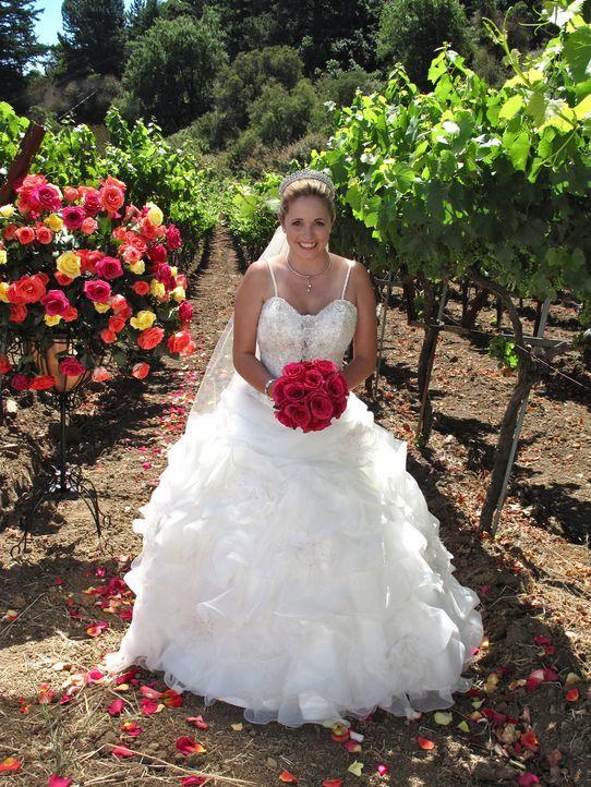 Carrie glaubt, dass ihre Hochzeit einfach perfekt wird ... - Bildquelle: Richard Vagg DCL