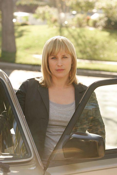 Durch ihre Träume bekommt Allison (Patricia Arquette) mit, dass Doktor Walker, der Schlächter aus Wichita, wieder auf der Suche nach einer Person, i... - Bildquelle: Paramount Network Television