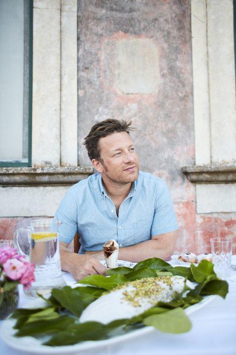 Jamie Oliver - Bildquelle: David Loftus DAVID LOFTUS