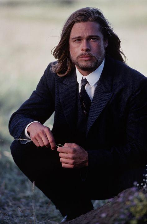 Ein Schicksalsschlag folgt dem nächsten: Tristan (Brad Pitt) trauert um seine verstorbene Frau. - Bildquelle: TriStar Pictures
