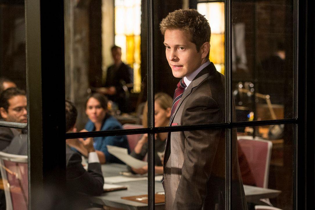 Eine harte Zeit wartet auf Cary (Matt Czuchry) ... - Bildquelle: David Giesbrecht 2013 CBS Broadcasting Inc. All Rights Reserved.
