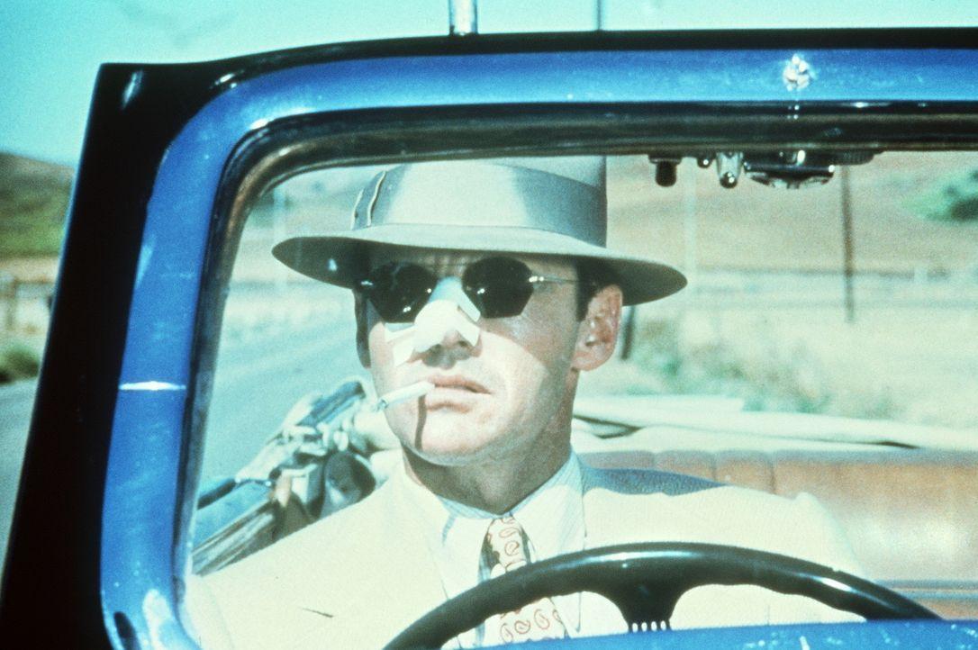 Bei seinen Ermittlungen kommt Privatdetektiv Gittes (Jack Nicholson) einer groß angelegten Korruptionsaffäre auf die Spur ... - Bildquelle: Paramount Pictures