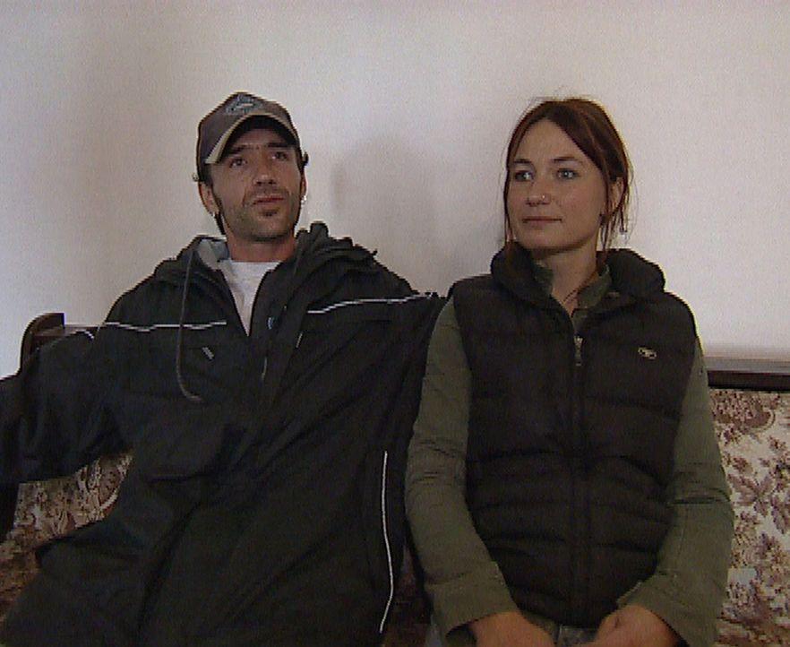 Im Februar 2007 wandern Nicole und Christoph auf die griechische Cycladen-Insel Naxos aus. Drei eigene Pferde bringen sie aus Deutschland im Hänger... - Bildquelle: kabel eins