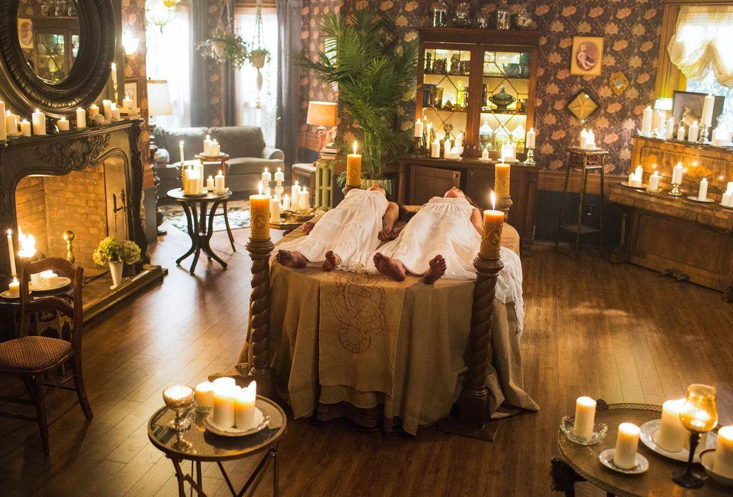 Werden Freya (Jenna Dewan-Tatum, l.) und Ingrid (Rachel Boston, r.) endlich Frieden finden? - Bildquelle: 2014 Twentieth Century Fox Film Corporation. All rights reserved.