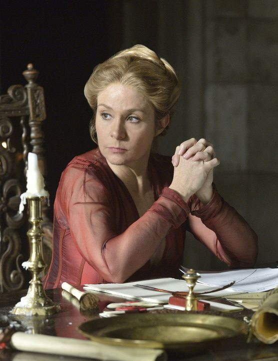 Catherine in Reign - Bildquelle: Ben Mark Holzberg 2013 The CW Network, LLC. All rights reserved.