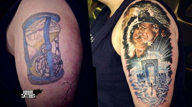 Playlist Alle Tattoos Im Vorher Nachher Vergleich
