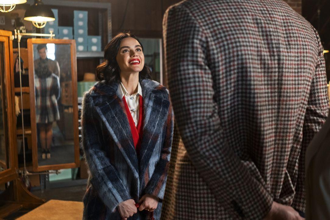 Katy Keene (Lucy Hale) - Bildquelle: Scott McDermott 2020 The CW Network, LLC. All Rights Reserved. / Scott McDermott