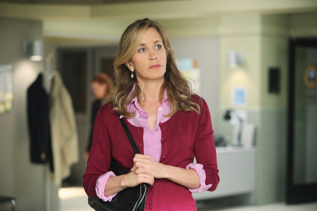 Bittet Tom um einen Gefallen, der allerdings seine Beziehung zu Jane zerstören könnte. Lynette (Felicity Huffman) ... - Bildquelle: ABC Studios