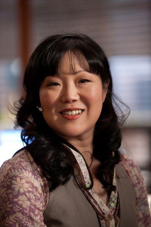Hat Angst um ihren Job: Teri (Margaret Cho) ... - Bildquelle: 2009 Sony Pictures Television Inc. All Rights Reserved.