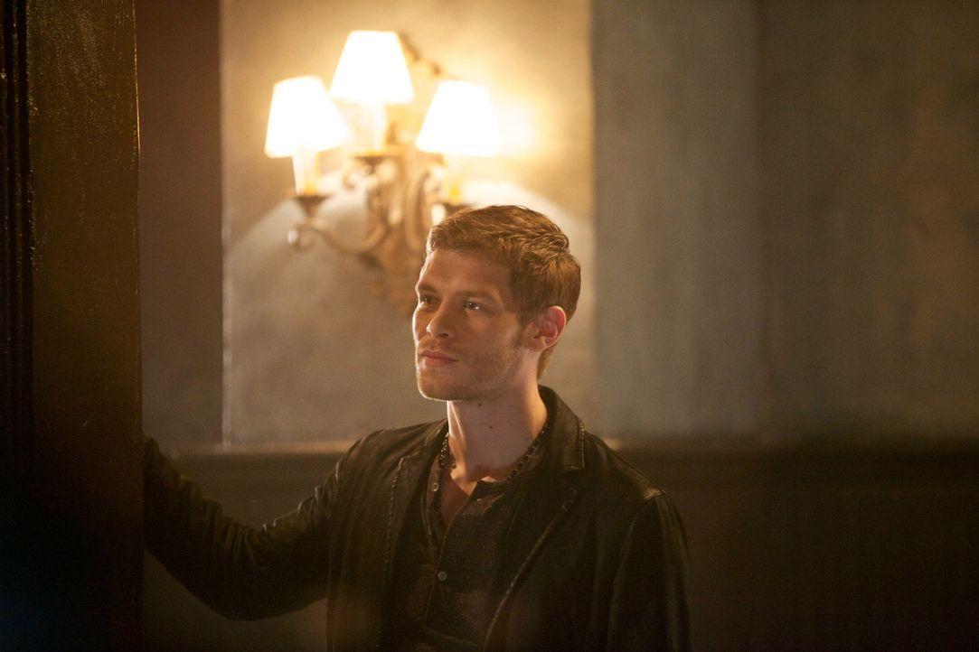 Warum so miesepetrich, Klaus? - Bildquelle: Warner Bros. Entertainment Inc.