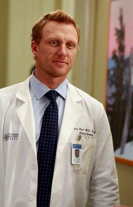 Dr. Owen Hunt (Kevin McKidd) sieht keinen anderen Ausweg, als das Seattle Grace Hospital zu verkaufen, um es zu erhalten ... - Bildquelle: ABC Studios