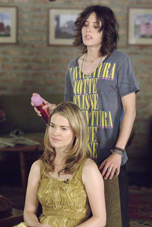 Den beiden Freundinnen Alice (Leisha Hailey, l.) und Shane (Katherine Moennig, r.) steht heute noch ein harter Kampf bevor... - Bildquelle: Metro-Goldwyn-Mayer Studios Inc. All Rights Reserved.