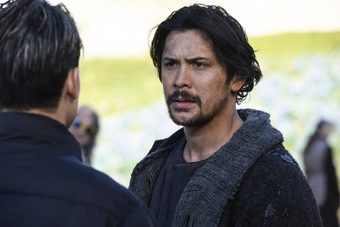 Bellamy Blake (Bob Morley) - Bildquelle: Diyah Pera 2019 The CW Network, LLC. All rights reserved / Diyah Pera