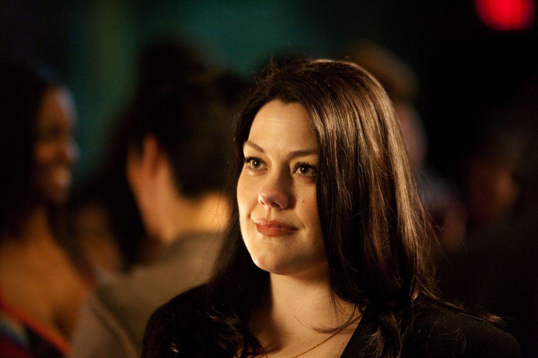 Deb sitzt nach wie vor im Körper der übergewichtigen Anwältin Jane Bingum (Brooke Elliott) fest. Dass das Leben im XXL-Format alles andere als le... - Bildquelle: 2009 Sony Pictures Television Inc. All Rights Reserved.