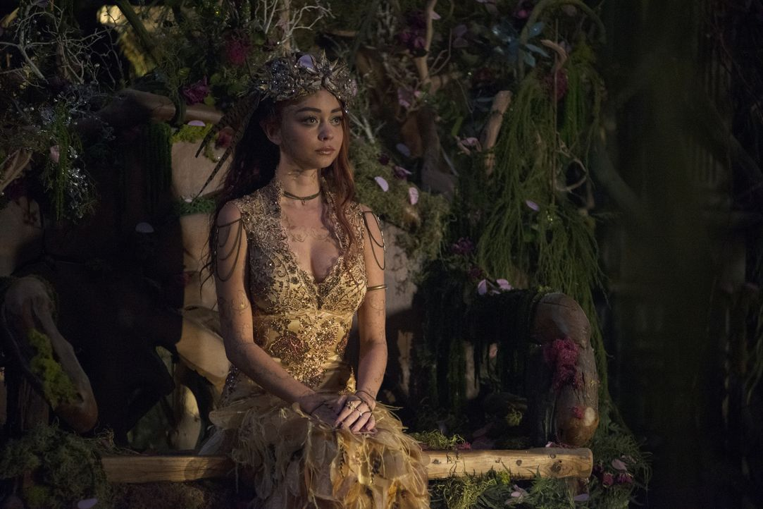 Seelie Queen (Sarah Hyland) - Bildquelle: John Medland 2017 Disney Enterprises, Inc. All rights reserved. / John Medland