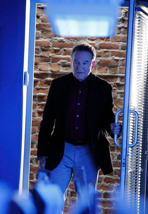 Simon (Robin Williams) verwechselt die Aufgabenbereiche seiner Mitarbeiter, was zu einem Problem bei Sydney führt ... - Bildquelle: 2013 Twentieth Century Fox Film Corporation. All rights reserved.