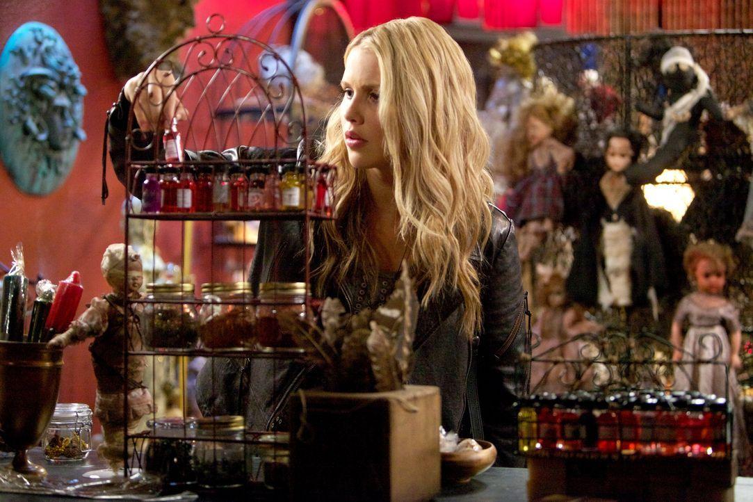 """Rebekah und der """"Poisoned Tree"""" - Bildquelle: Warner Bros. Entertainment Inc."""