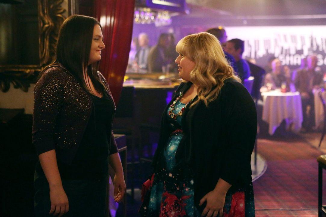 Würden alles für die wahre Liebe tun: Marika (Lauren Ash, l.) und Kimmie (Rebel Wilson, r.) ... - Bildquelle: Warner Brothers