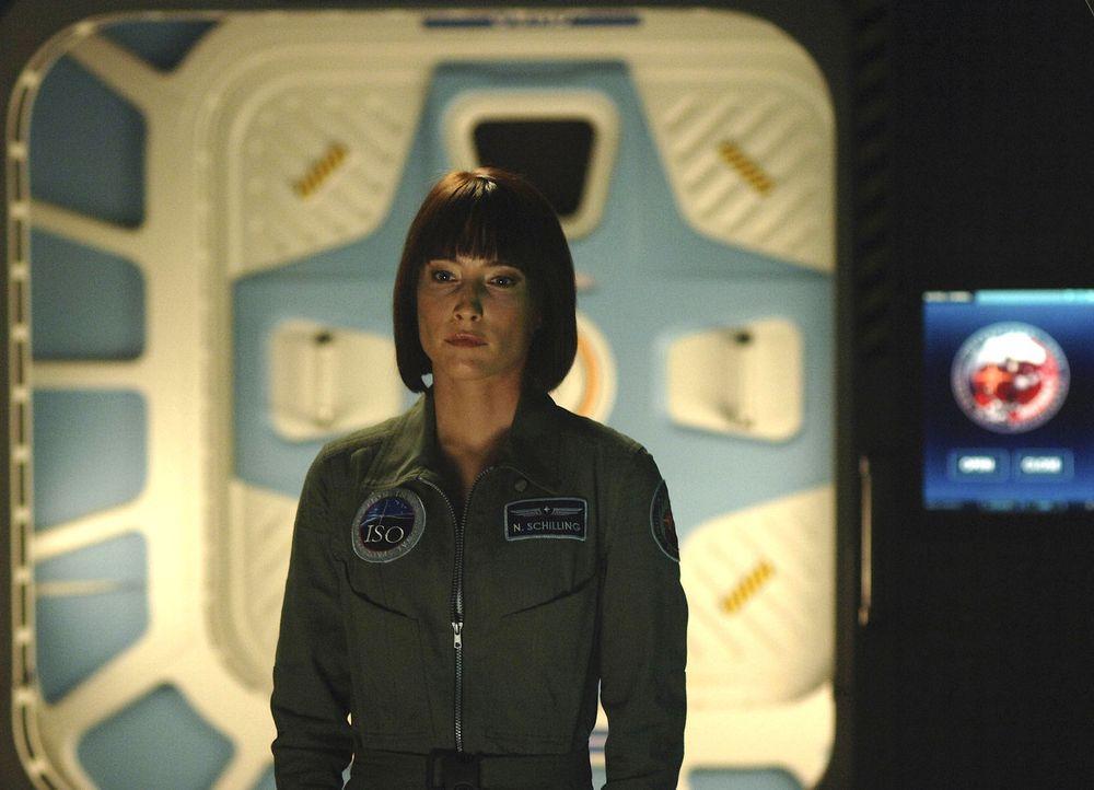 Das Abenteuer ihres Lebens beginnt: Nadia (Florentine Lahme) ... - Bildquelle: 2009 Fox Television Studios.
