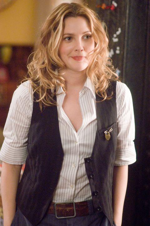 Als sie die Vertretung als Blumenpflegerin für eine Freundin übernimmt, ahnt die chaotische Sophie Fisher (Drew Barrymore) nicht, dass sie gleich ei... - Bildquelle: Warner Bros.