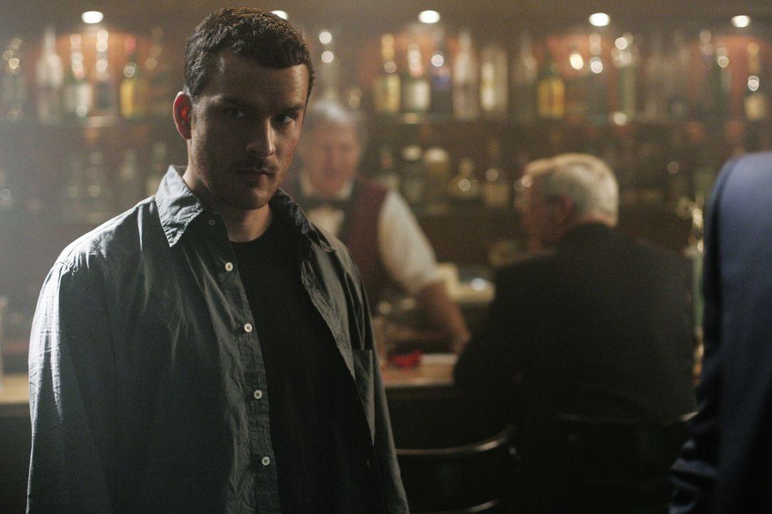 Thomas Grace (Balthazar Getty) wurde von Victor eingestellt, um Vaughn und Weiss zu ersetzen ... - Bildquelle: Touchstone Television