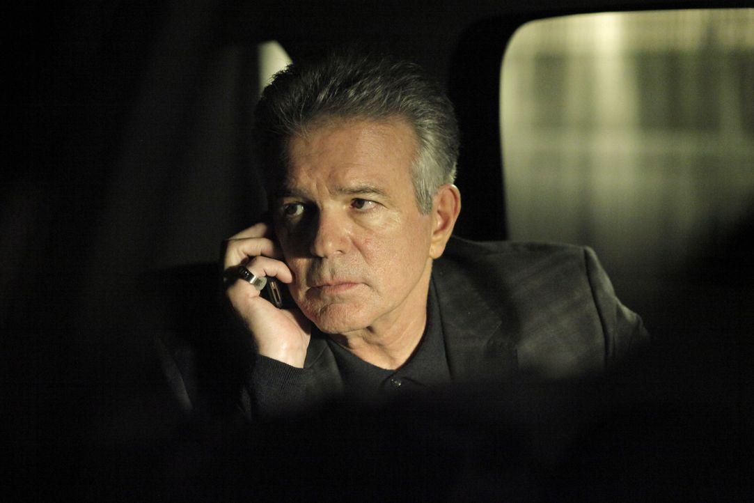 Mickey Dolan (Tony Denison) ist der Vollstrecker in einer Mafiagang. Hat er den beliebten Pastor Joe McMurtry auf dem Gewissen? - Bildquelle: 2012 American Broadcasting Companies, Inc. All rights reserved.