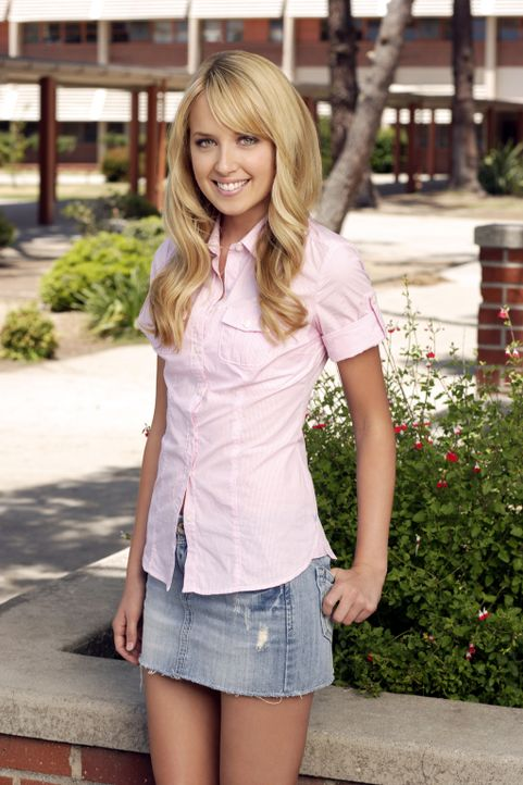 (1. Staffel) - Die gute Seele der Highschool, die keiner Fliege etwas zu Leide tun könnte: Grace (Megan Park) ... - Bildquelle: ABC Family