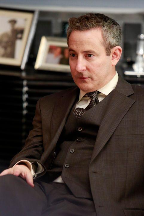 """Stan Grossberg (Eddie Jemison) möchte als Anwalt die Oberärzte des Seattle Grace Hospitals vertreten. Sie wollen dem Unternehmen """"Pegasus"""" zuvorkomm... - Bildquelle: ABC Studios"""