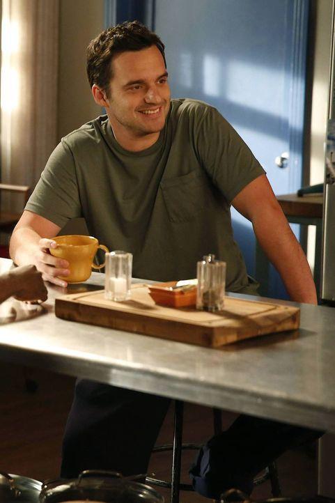 Überraschend erbt Nick (Jake Johnson) eine Menge Geld von seinem verstorbenen Vater. Doch weiß er auch damit umzugehen? - Bildquelle: TM &   2013 Fox and its related entities. All rights reserved.