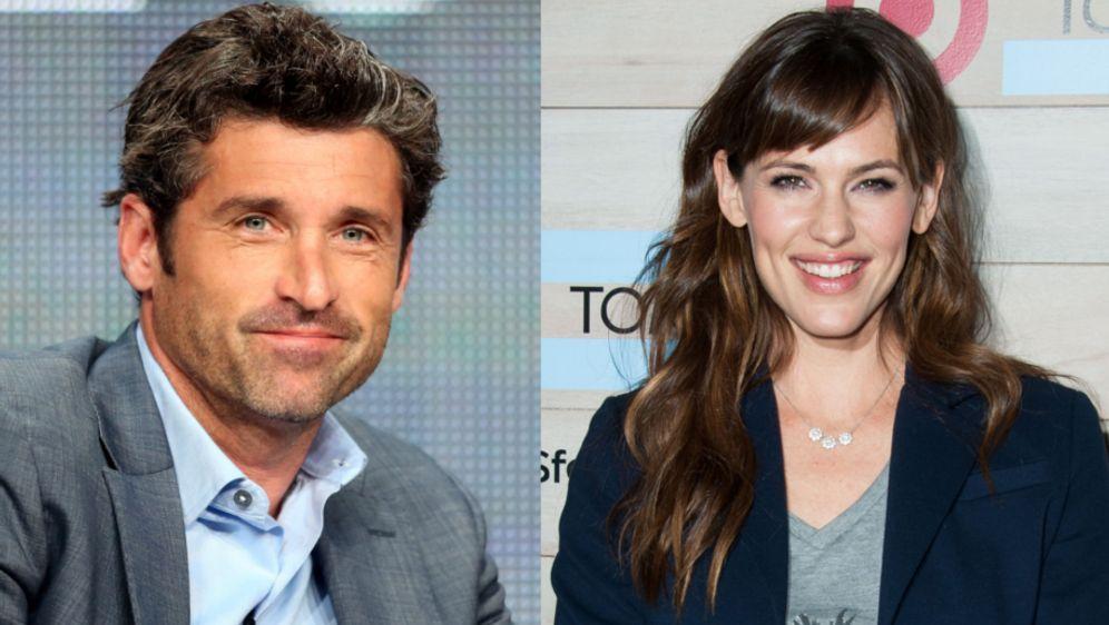 Greys Anatomy Star Patrick Dempsey Heimliche Romanze Mit Jennifer