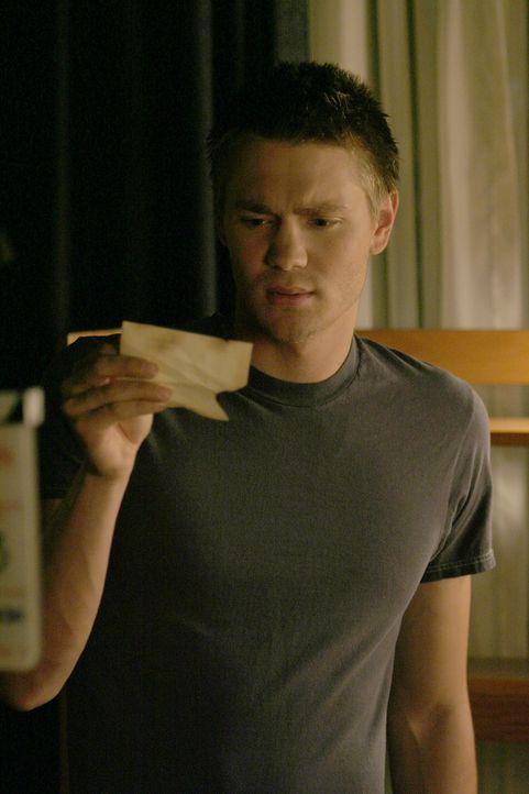 Er ist in großer Vorfreude: Lucas (Chad Michael Murray) kann die Ankunft von Brooke kaum mehr erwarten ... - Bildquelle: Warner Bros. Pictures