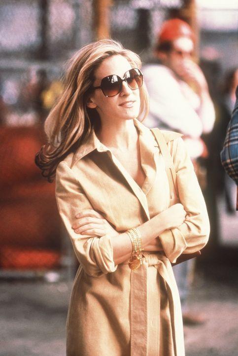Carrie (Sarah Jessica Parker) verbringt viel Zeit mit dem Lokalpolitiker Bill. Eigentlich ist das Glück perfekt, bis Bill mit einem leicht exzentris... - Bildquelle: Paramount Pictures