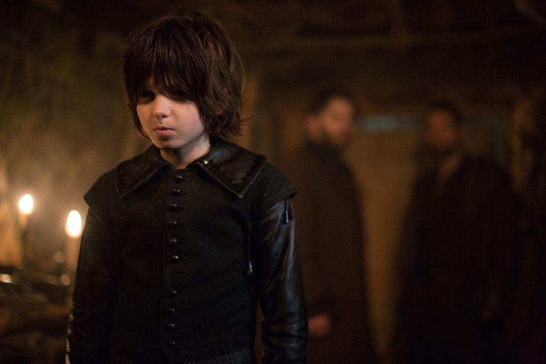 Kann ein Exorzismus dem jungen John (Oliver Bell) wirklich helfen oder ist es bereits zu spät? - Bildquelle: 2015 Fox and its related entities. All rights reserved.