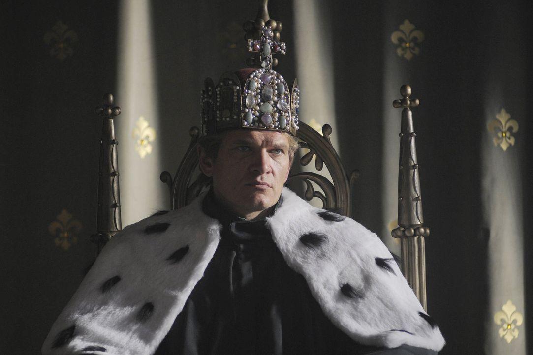 König Sigismund (Götz Otto) gibt Marie einen Aufschub von zehn Tagen, ihren Mann Michel tot oder lebendig zu finden. Ansonsten wird er sie nach ge... - Bildquelle: Jiri Hanzl SAT. 1