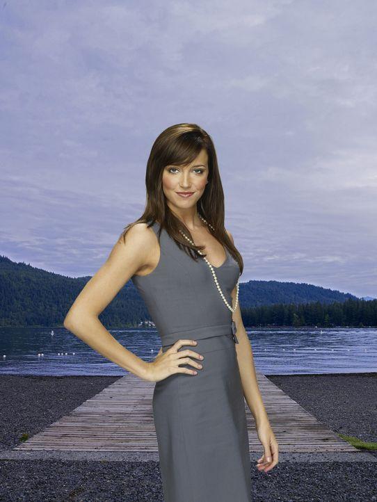 (1. Staffel) - Glückliche Braut: Trish (Katie Cassidy) möchte ihren Traummann Henry heiraten. Doch nicht nur ihr Vater scheint etwas gegen die Ver... - Bildquelle: 2009 CBS Studios Inc. All Rights Reserved.